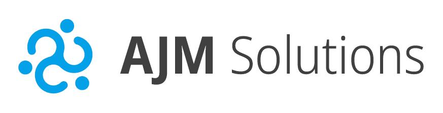ajm solutions logo