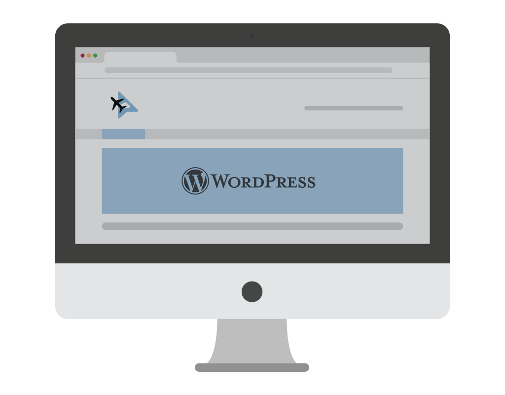 wordpress powered websites